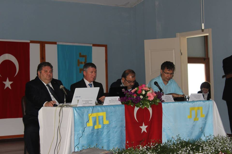 IV. Uluslararası Türk Dünyası Ekonomi Forumu, Hitit Üniversitesi, 07-09 Mayıs 2015, 19. Oturum, Yer: Atatürk Salonu, ile ilgili görsel sonucu